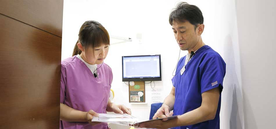 江東区東雲、豊洲の歯医者のキャナルコート歯科クリニック キャナルコート歯科クリニックが選ばれる4つの理由 ユニット