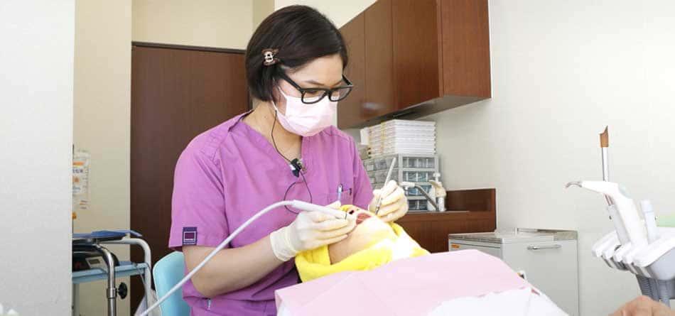 江東区東雲、豊洲の歯医者のキャナルコート歯科クリニック キャナルコート歯科クリニックが選ばれる4つの理由 カウンセリング